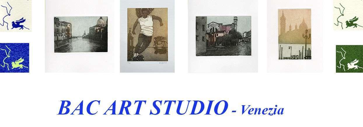 Bac Art Studio Logo